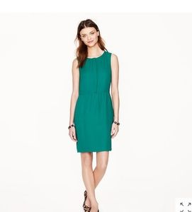 J. CREW Half Placket Dress NWT MSRP $168